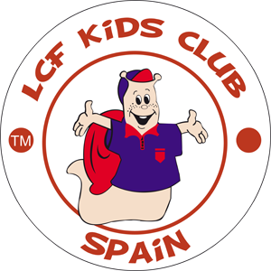 logo kids club spain english